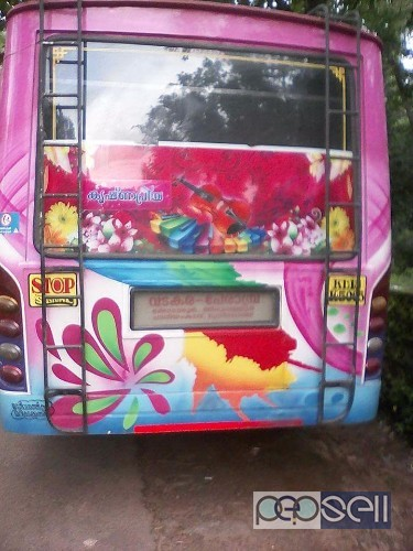 Private Bus with permit for sale 1