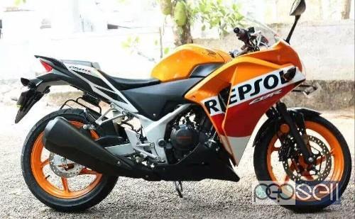 Honda CBR 250 Repsol Edition For Sale At Aluva