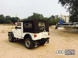 Mahindra MM550 2005 model jeep for sale at Coorg