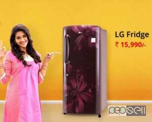LG Deals on Refrigerator- Sathya online shopping by Sathya bazar