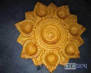 Teracotta Diya for Diwali Gifting call 9910563652 by Shivani