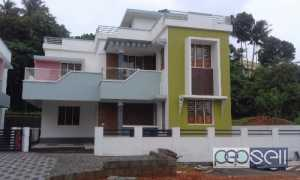 New House in 4 cent Kakkanad