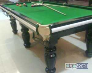 Pool table & billiard table