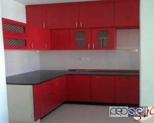 Modular kitchen in chennai Sri Vishnu Contractors Chennai