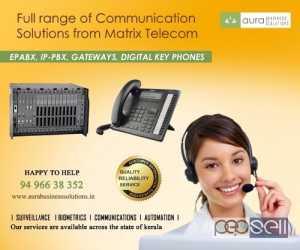 AURA - No.1 EPABX System Dealers in Kerala | EPABX | IP-PBX | GATEWAYS | INTERCOM