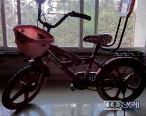 Hero Swirl 18 inch bicycle for sale