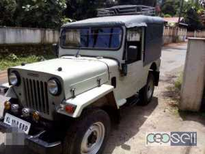 Mahindra Jeep for sale at Elinjipra