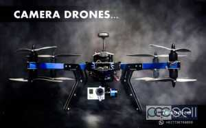 Assembled n Customised Drones for sale at Chalakudy