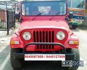 Mahindra Jeep MM540 4x4 with ac