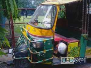 2015, Ape Auto Rickshaw, Sale in Noida, 35000 Km driven 165000/-
