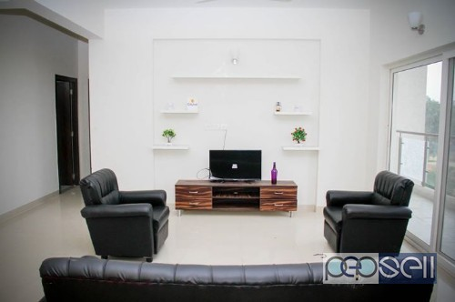 3BHK house for rent on sharing basis in Hennur