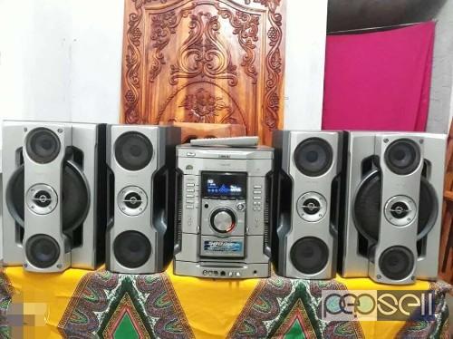Sony HiFi Music System for sale at Thiruvananthapuram, Nellimoodu 0