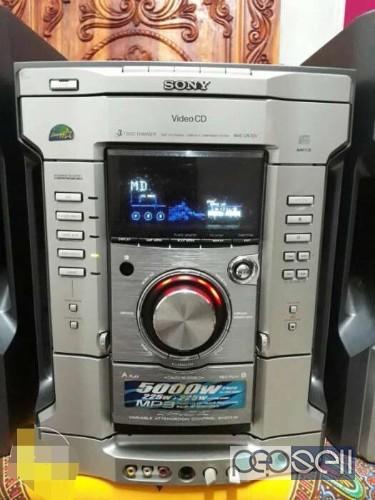 Sony HiFi Music System for sale at Thiruvananthapuram, Nellimoodu 1