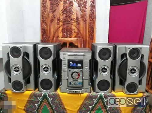 Sony HiFi Music System for sale at Thiruvananthapuram, Nellimoodu 2
