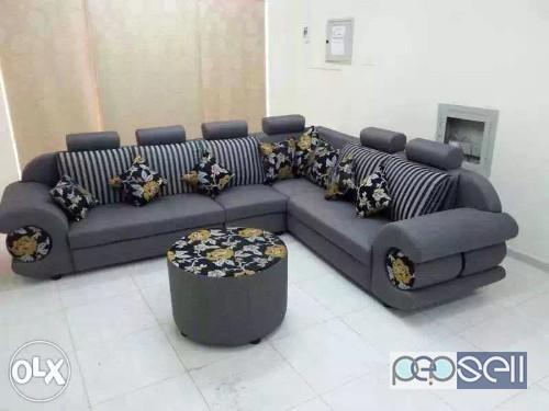 New Stylish Corner Sofa Set