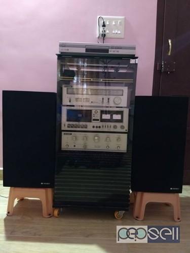 SHARP Hi-Fi Stereo System 1