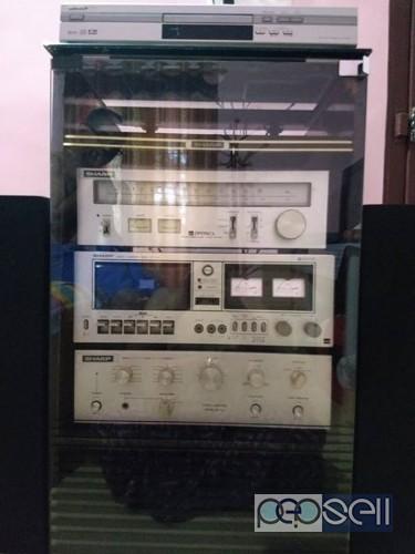 SHARP Hi-Fi Stereo System 2