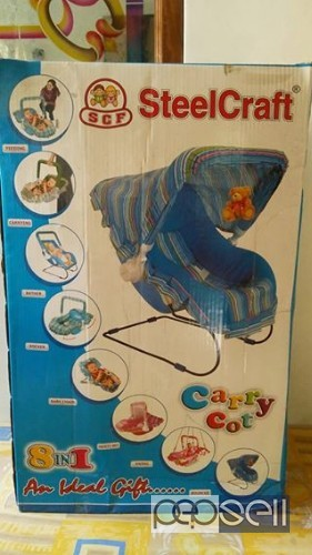 Toddler carrycot 1