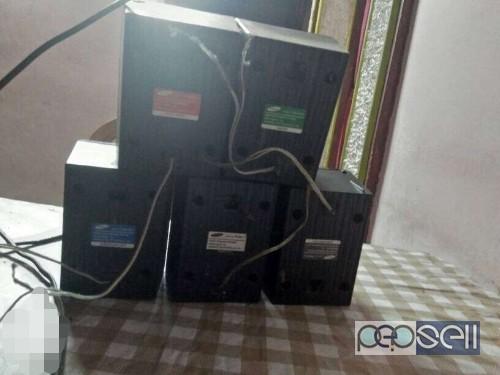 Samsung 5.1 Home theatre Speaker for sale in Kodungalloor 2