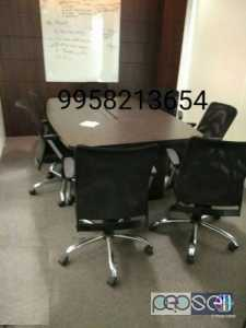 Fully furnished office 700 Sqft Cabin conference