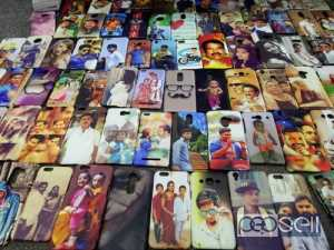 Mobile back case with your photo