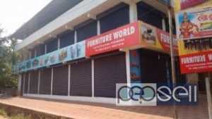 Commercial space for rent at Perumanna Kozhikode