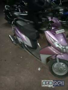 Yamaha Ray 2013 model