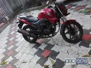 Honda CB trigger 2013 model for sale at Ernakulam