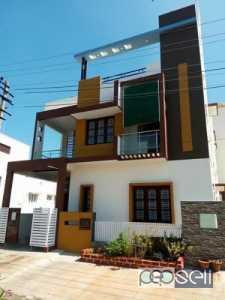 30x40 duplex house Near Dattagalu