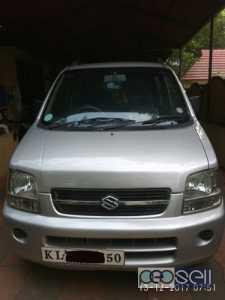 Wagon R 2005 Lxi for sale at Irinjalakuda