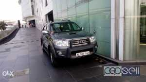 Doctor used Fortuner for sale at Kochi