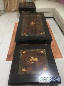 Center side tables for Living room Doha Qatar