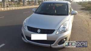 Single Owner, Swift Dzire VDI - Diesel, Year-2012, New Delhi Registered