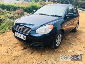 2007 Hyundai Verna diesel sx abs life tax full cover insurance high quality