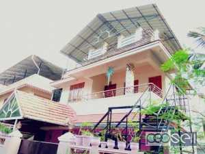 5 BHK house with 5 cent for sale at Chithrapuzha Kochi