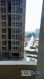 Semi furnished 3BHK flat in Bharatya city. #FlatMates