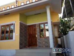 750 sqft new house with 3.6 cent for sale