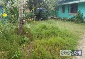 Plot with Home at Punnamada, Alappuzha