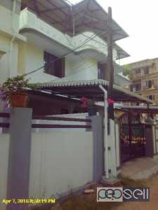 First floor one bedroom house for rent at Kadavanthara