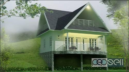 Resort villa town ship project at Agali,kerala 0