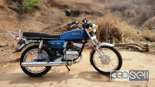 Yamaha rx100 , used bikes for sale in coimbatore 0