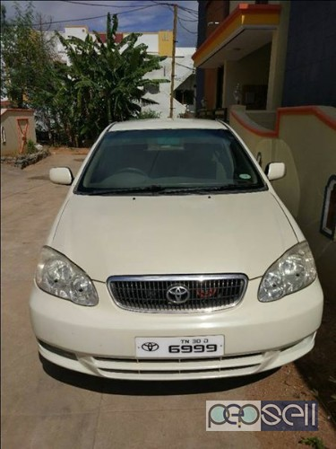 TOYOTA COROLLA, used cars for sale in Coimbatore 0