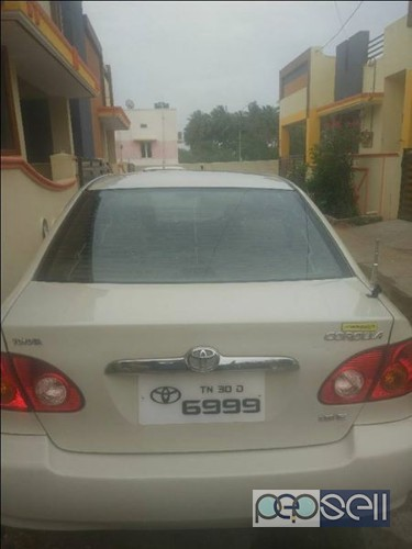 TOYOTA COROLLA, used cars for sale in Coimbatore 2