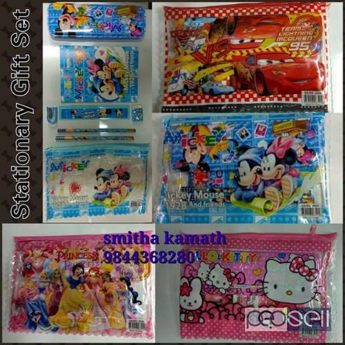 Kids school supplies Santhekatte 0