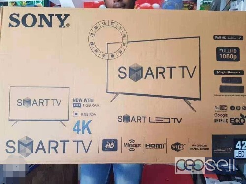 SONY Smart 4K 32'Inch Led TV 1Year Warranty for sale at Coimbatore 0