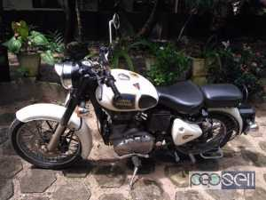 Royal Enfield bullets for rent in Thrissur, Kerala