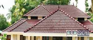 Truss work Roofing Work Kerala