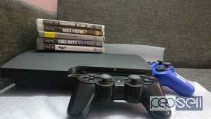 Playstation 3 500gb for sale with 2 controllers Bangalore, India