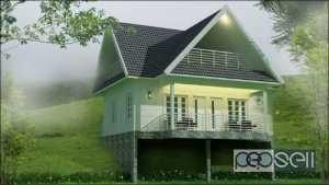 Resort villa town ship project at Agali,kerala