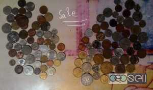 Foreign Coins Collection for sale in Ernakulam, Kerala, India